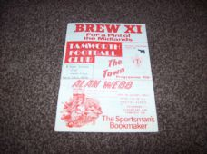 Tamworth v Bedworth United, 1978/79 [BSC]